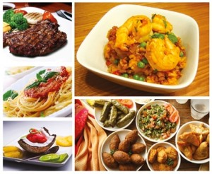 Grand Gourmet Restaurant (International Buffet Cuisine)