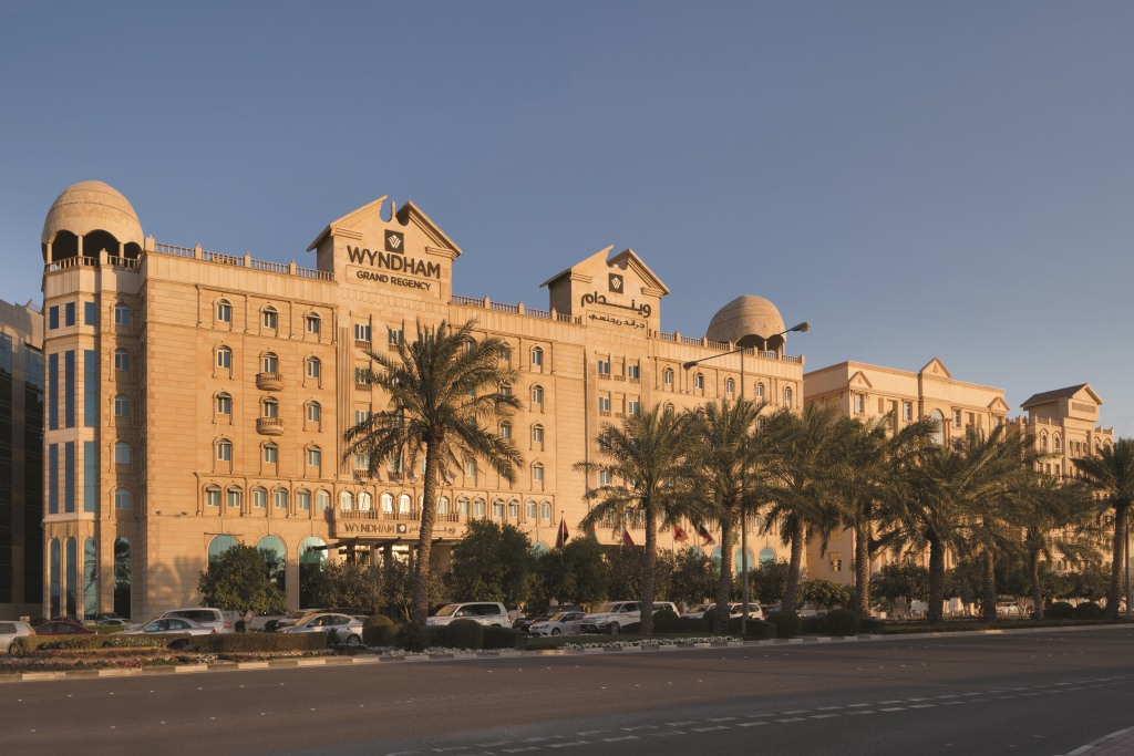 Press release wyndham grand regency doha for Grand hotel elle decor 2017